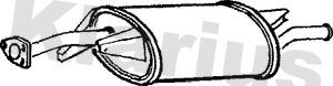 Silencieux arriere KLARIUS 220613 (X1)