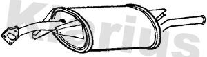 Silencieux arriere KLARIUS 220422 (X1)