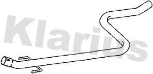 Tube d'echappement KLARIUS 150498 (X1)