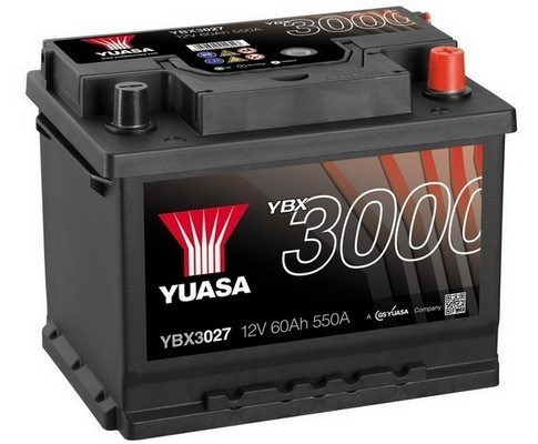 Batterie YUASA YBX3027 (X1)