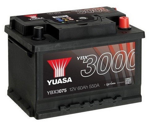 Batterie YUASA YBX3075 (X1)