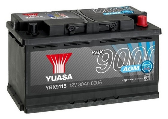Batterie YUASA YBX9115 (X1)