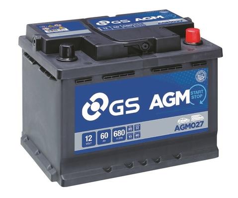 Batterie GS AGM027 (X1)