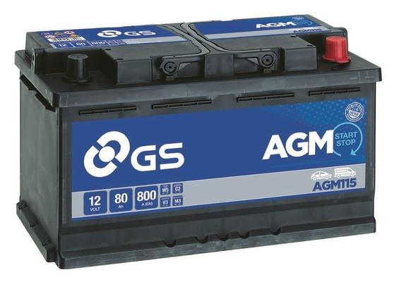 Batterie GS AGM115 (X1)
