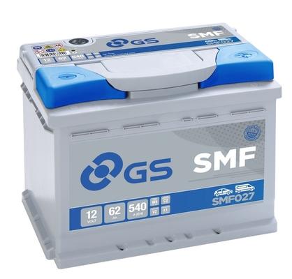 Batterie GS SMF027 (X1)