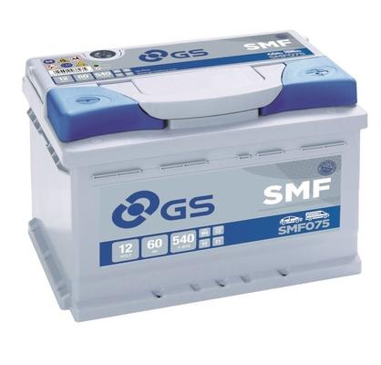 Batterie GS SMF075 (X1)