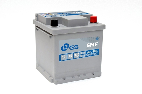 Batterie GS SMF202 (X1)
