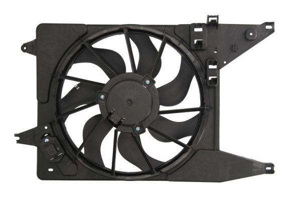 Ventilateur de radiateur THERMOTEC D8R004TT (X1)