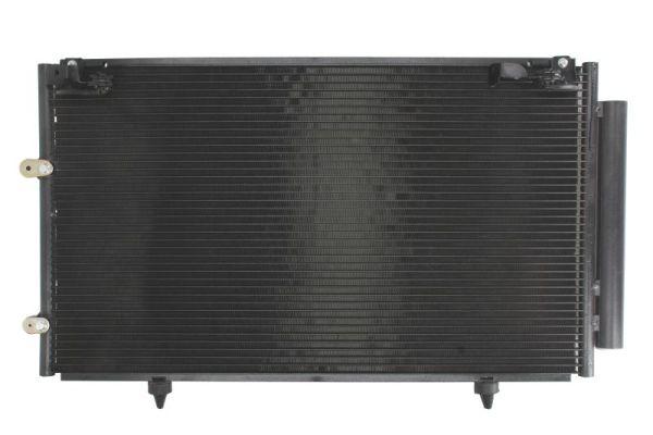 Condenseur / Radiateur de climatisation THERMOTEC KTT110464 (X1)
