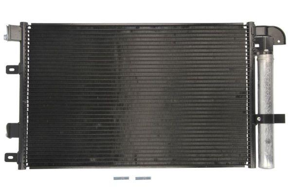 Condenseur / Radiateur de climatisation THERMOTEC KTT110642 (X1)