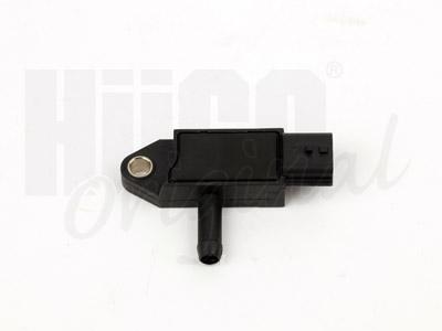 Capteur, pression des gaz échappement HITACHI 137422 (X1)