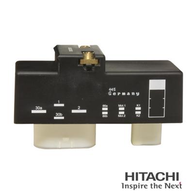 Relais, chasse du ventilateur de radiateur HITACHI 2502218 (X1)