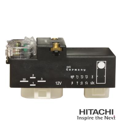 Relais, chasse du ventilateur de radiateur HITACHI 2502219 (X1)
