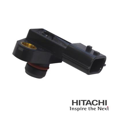 Capteur, pression du tuyau d'admission HITACHI 2508195 (X1)