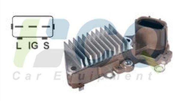 Regulateur d'alternateur LAUBER CQ1010037 (X1)