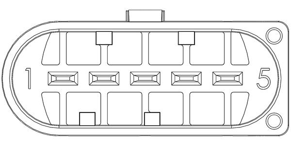 Debimetre LUCAS FDM5032 (X1)