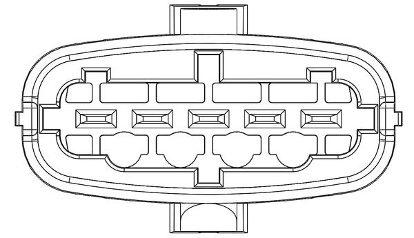 Debimetre LUCAS FDM5038 (X1)