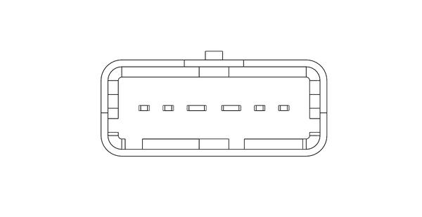 Debimetre LUCAS FDM631 (X1)