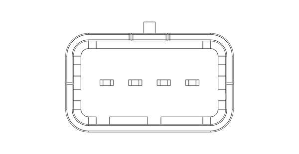 Debimetre LUCAS FDM641 (X1)