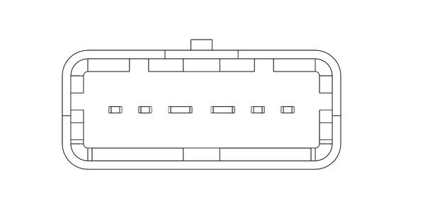 Debimetre LUCAS FDM691 (X1)