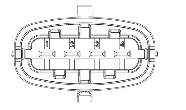 Debimetre LUCAS FDM970 (X1)