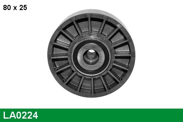 Galet tendeur accessoires LUCAS LA0224 (X1)