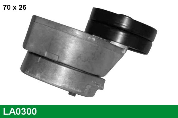 Tendeur de courroie d'accessoires LUCAS LA0300 (X1)