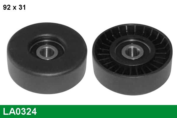 Galet tendeur accessoires LUCAS LA0324 (X1)