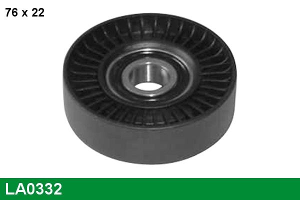 Galet tendeur accessoires LUCAS LA0332 (X1)