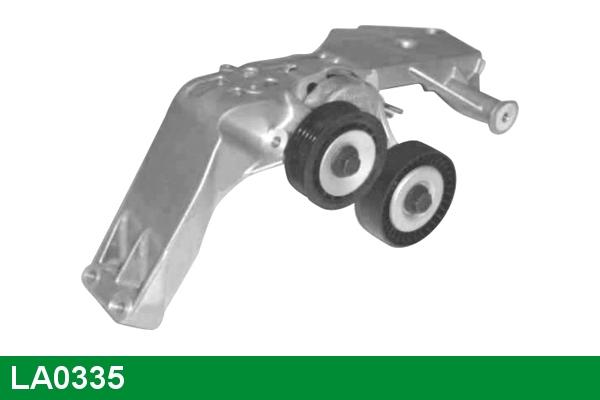 Galet tendeur accessoires LUCAS LA0335 (X1)
