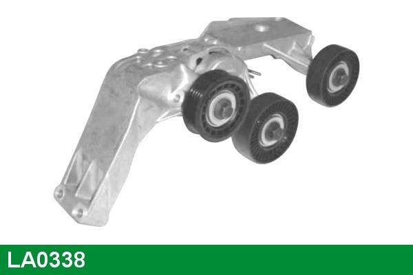 Galet tendeur accessoires LUCAS LA0338 (X1)