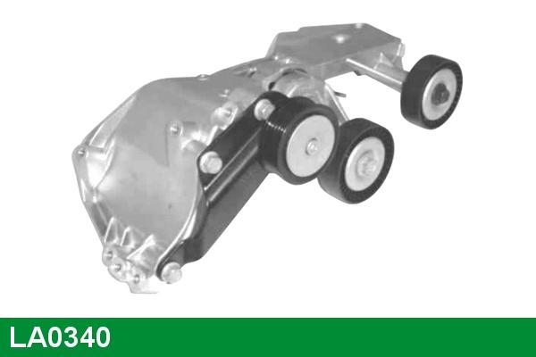 Galet tendeur accessoires LUCAS LA0340 (X1)