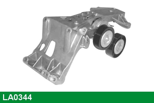 Galet tendeur accessoires LUCAS LA0344 (X1)
