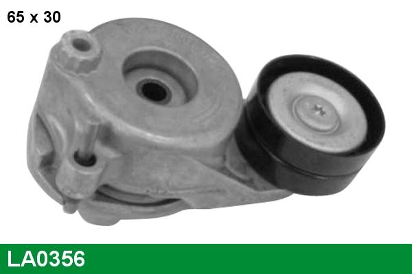 Galet tendeur accessoires LUCAS LA0356 (X1)