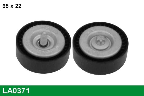 Galet tendeur accessoires LUCAS LA0371 (X1)