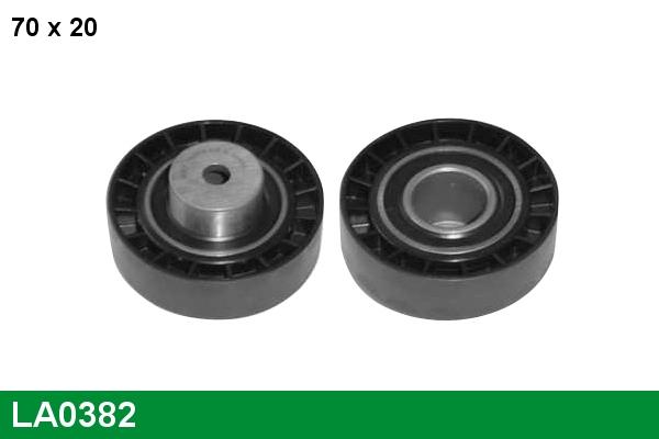 Galet tendeur accessoires LUCAS LA0382 (X1)