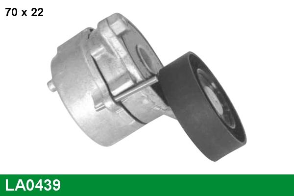 Galet tendeur accessoires LUCAS LA0439 (X1)