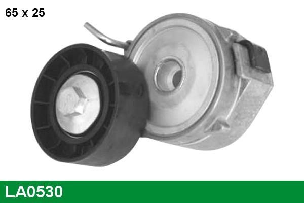 Tendeur de courroie d'accessoires LUCAS LA0530 (X1)