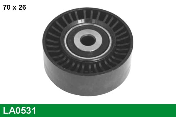Galet tendeur accessoires LUCAS LA0531 (X1)