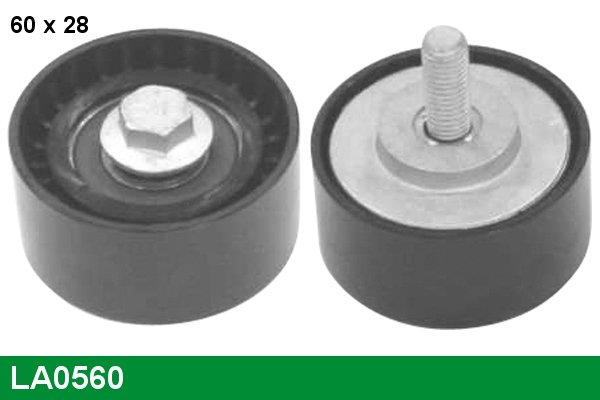 Galet enrouleur accessoires LUCAS LA0560 (X1)