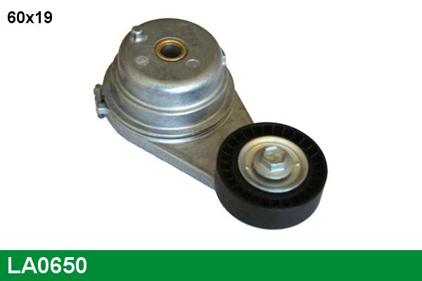 Tendeur de courroie d'accessoires LUCAS LA0650 (X1)