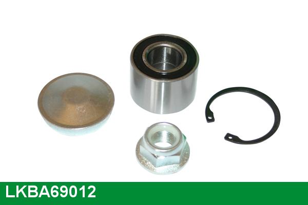 Roulement de roue LUCAS LKBA69012 (X1)