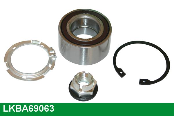 Roulement roue avant LUCAS LKBA69063 (X1)