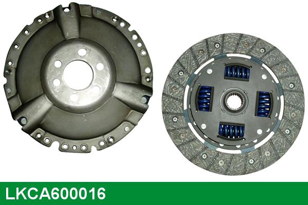 Kit d'embrayage LUCAS LKCA600016 (X1)