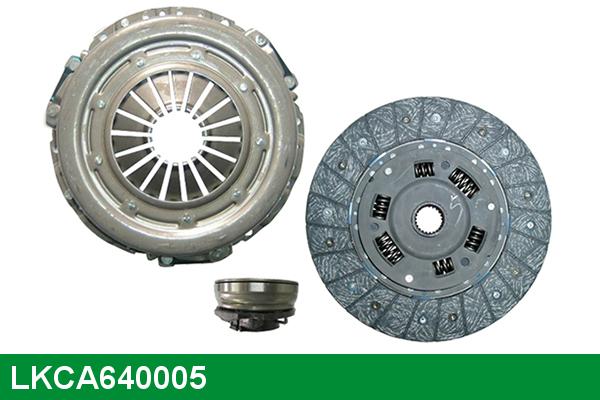 Kit d'embrayage LUCAS LKCA640005 (X1)