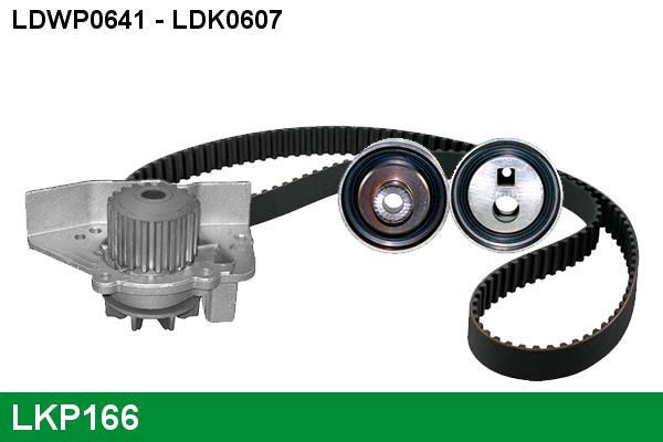 courroies pour refroidissement GATES kp25468xs-2 Pompe à eau