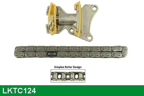 Chaine de distribution LUCAS LKTC124 (X1)
