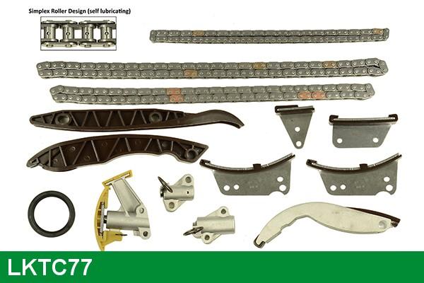 Chaine de distribution LUCAS LKTC77 (X1)