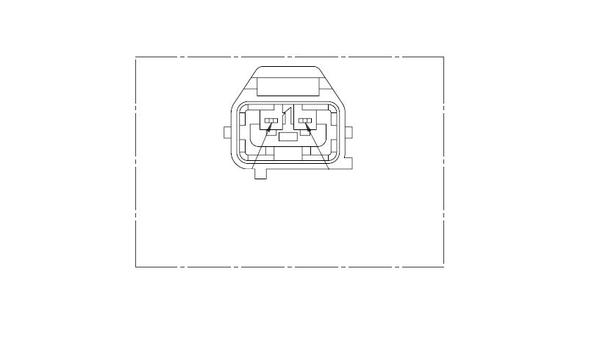 Capteur d'angle LUCAS SEB1376 (X1)