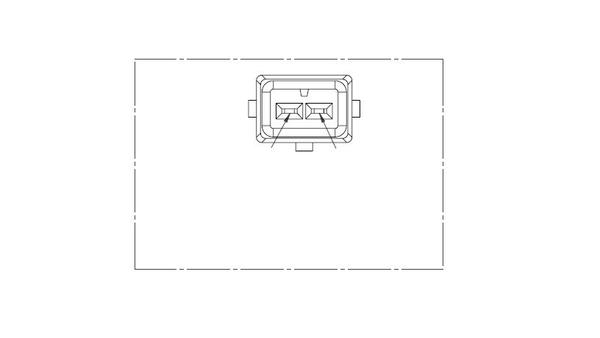 Capteur d'angle LUCAS SEB145 (X1)